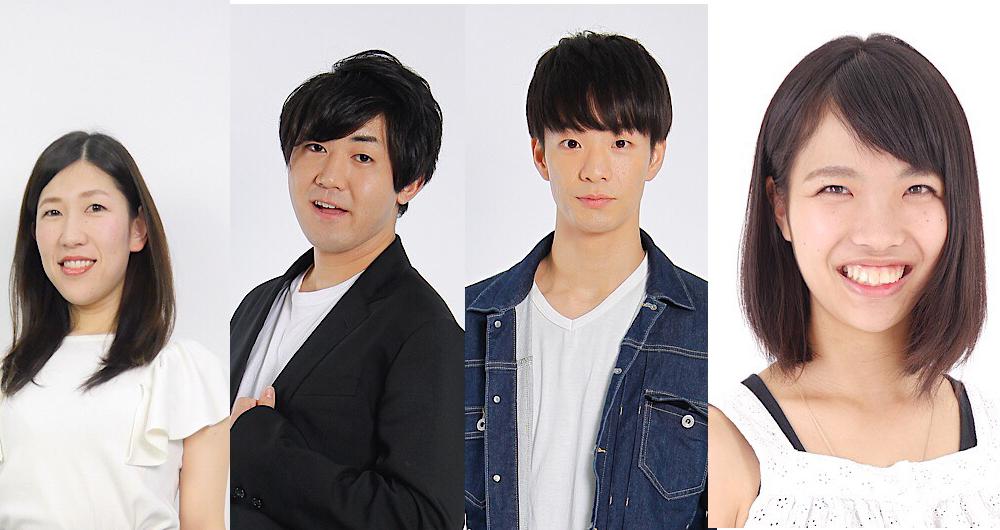7月20、21,22日「おとなの成長日記」にもとみち、石井一輝、白浜すみれ、吉田くれあの出演が決定しました。